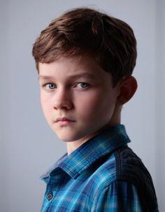 Levi Miller He is so cute!  ♥