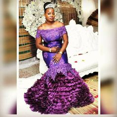 💜💜💜💜💜 Dress @wowcouturebysusan #igboweddings #igbowedding #igboweddingsonline #igbankwu