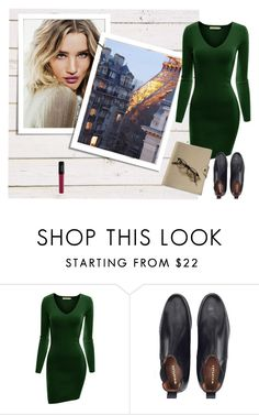 """""""Untitled #757"""" by flady ❤ liked on Polyvore featuring Whiteley, Doublju and Guerlain"""