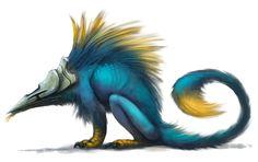 G pen creature by Silverfox5213.deviantart.com on @deviantART