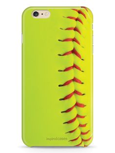 Softball Texture Case For iPhone 6
