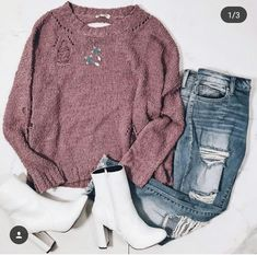 Amazing Lace is a USA small business online eclectic fashion boutique for free spirited and moody babes. New Fashion Trends, Fashion Boutique, Mauve, Trending Outfits, Street Style, Pullover, Fashion Outfits, Stylish, Model