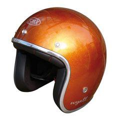 TORX Casco Moto Wyatt Shiny Glitter Red M