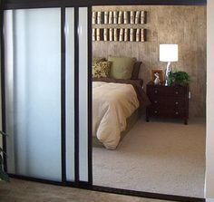 Convert that extra space into a guest room.