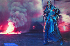 Rihanna: Baddest Bitch of the Post-Apocalypse in W's September Cover Photos | W Magazine