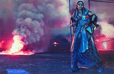 Rihanna: Baddest Bitch of the Post-Apocalypse in W's September Cover Photos   W Magazine