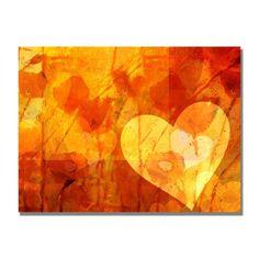 "Trademark Art ""Love Message"" by Adam Kadmos Graphic Art on Wrapped Canvas Size: Metal Wall Art, Canvas Wall Art, Canvas Prints, Love Messages, Online Art Gallery, Painting Prints, Wrapped Canvas, Graphic Art, Abstract Art"