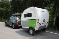 Pi2010 - Iconic 2 Berth Caravan - Pino Caravans UK