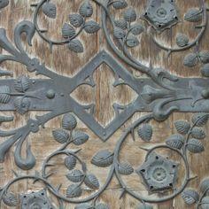 Wood & Metalwork Pattern