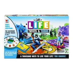 The Game of Life Twists & Turns, http://www.amazon.com/dp/B000OOI5CC/ref=cm_sw_r_pi_awdm_ZvPjxb113XF80