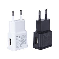 EU Mobile Phone Adapter USB Charger AC DC High Power 2A Fast Charge Universal USB Wall Charger For iPhone For Samsung Smartphone