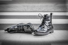 Armani Jeans Boots Autumn Winter 2014