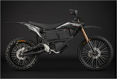 Oh shit this will make me buy a bike...ZERO MX | ELECTRIC DIRTBIKE