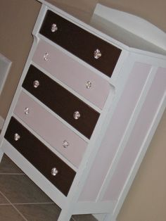 different drawer colors