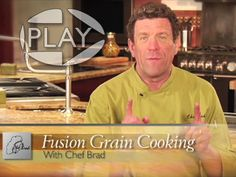 He has a cooking show and he is fun to listen to and learn how to cook so many delicious and variety of foods.