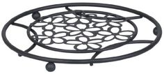 Home Basics Petals Collection Trivet * To view further for this item, visit the image link.