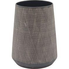 bertopf von liv interior schwarz wei gestreift 9 cm zimmerpflanzen schwarz wei e streifen. Black Bedroom Furniture Sets. Home Design Ideas
