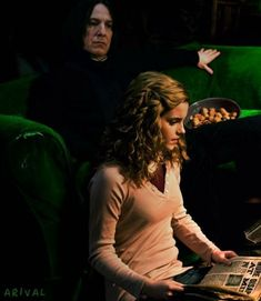 severus snape and hermione granger | Hermione & Severus Severus and Hermione