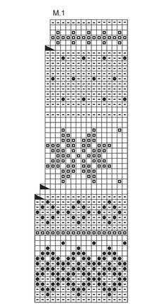 "Kootud DROPSi Norra mustriga sokid lõngast ""Fabel"". ~ DROPS Design"