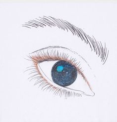 7 simple tips on how to make a great eye make-up. – DillerYourself -… - Make Up Tips Make Up Beratung, Maybelline, Chinese Alphabet, Flora Intestinal, Types Of Cancers, Calendula, Vulnerability, Makeup Tips, Fashion Styles