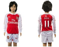 http://www.xjersey.com/201516-arsenal-11-ozil-home-youth-long-sleeve-jersey.html 2015-16 ARSENAL 11 OZIL HOME YOUTH LONG SLEEVE JERSEY Only $35.00 , Free Shipping!