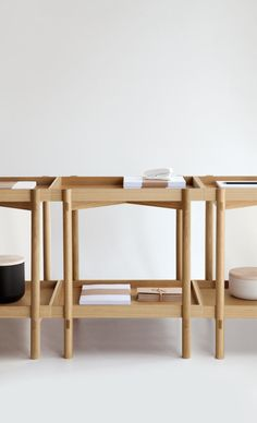 Mai Tai Modern Bar Cart by Odosdesign for Punt