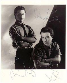 Mick Karn & Midge Ure