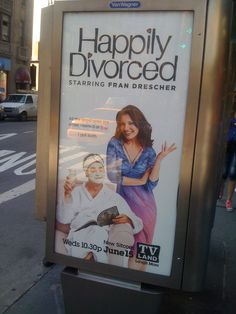 Happily Divorced - June 2011 - NYC
