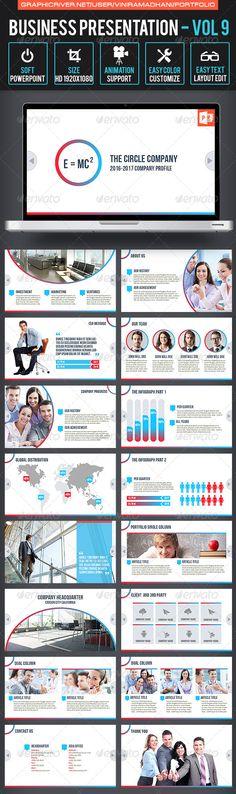Business Presentation | Volume 9