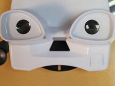 Face 207 by Dave Gorman, via Flickr