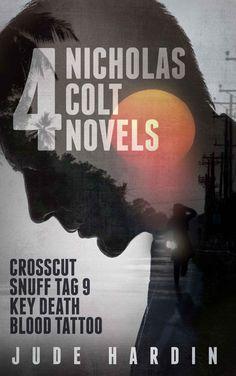 4 Nicholas Colt Novels #Free #Kindle #crime