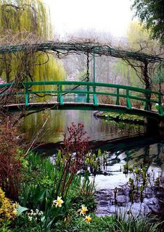 Monet's Giverny Garden, France