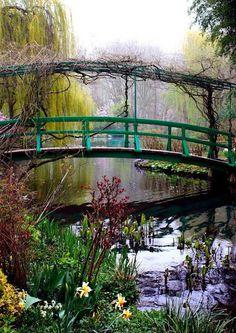 Monet's Giverny Garden, France