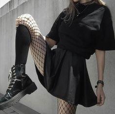Grunge Outfits, Grunge Fashion, Look Fashion, New Outfits, Girl Outfits, Casual Outfits, Fashion Outfits, Alternative Outfits, Alternative Fashion