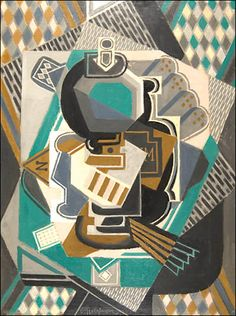 Jean Metzinger (1883-1956)  1917 The Lamp