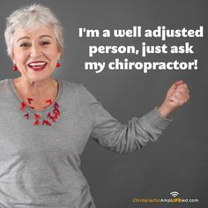 Experience the freedom that comes with a healthy spine and nervous system. Get adjusted today! njchiropractors.com