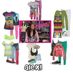 I LOVE THE STYLE OF ALEX RUSSO!!!!