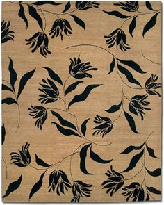Tufenkian Carpets: French Tulips Suede