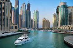 Jumeirah Lakes and Towers Photo by Rogel Tura -- National Geographic Your Shot