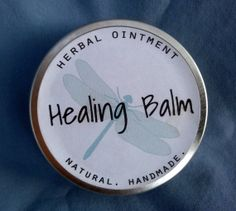 Herbal  Healing Ointment - great for owies, acne, bruises, tattoos, diaper rash, etc.