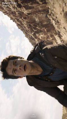 Dylan O' Brien as Thomas #TheMazeRunner:TheDeathCure