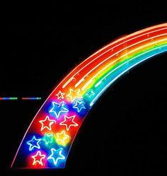 Neon | Rainbow/Stars