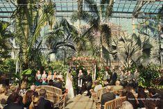 Roger Williams Botanical Gardens Wedding, RI