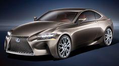 lexus LF-CC hybrid concept car