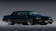 1987 Buick Grand National | Flickr - Photo Sharing!