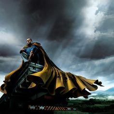 Secret Power by Caetano Brasil, #composing #photoshop #creative <<< found on www.behance.net pinned by www.BlickeDeeler.de