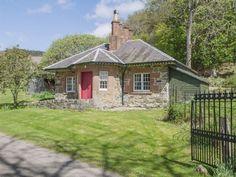 Exterior | Katy's Cottage, Glenprosen, by Kirriemuir