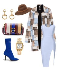 """""""Your Style Refined"""" by derricotterr on Polyvore featuring Norma Kamali, Vetements, rag & bone, Tory Burch, Gucci and Cartier"""