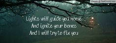 FIX YOU BY COLDPLAY   NICE SONG