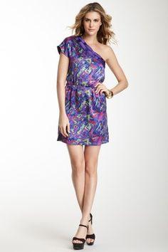 Amalfi One-Shoulder Dress on Hautelook